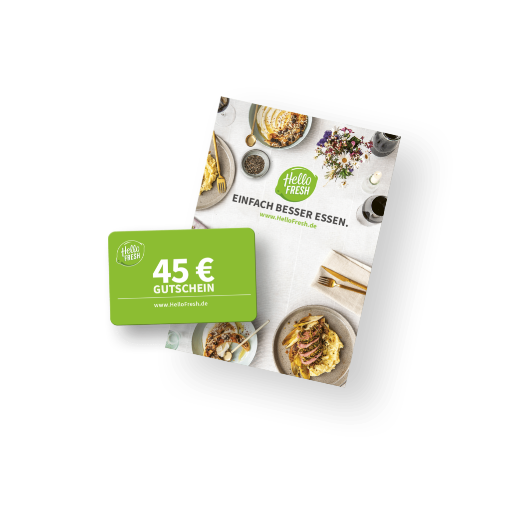 Giftcard-HelloFresh DE